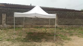 Bridal canopy at N3000