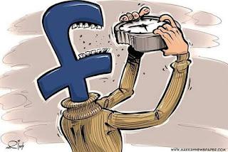 Dampak buruk facebook