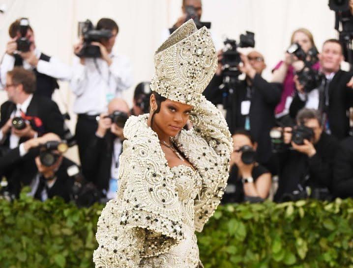 Rihanna Bellissima! Miglior Vestito al MET Gala 2018 | Fashion Tendenza Moda Video Instagram