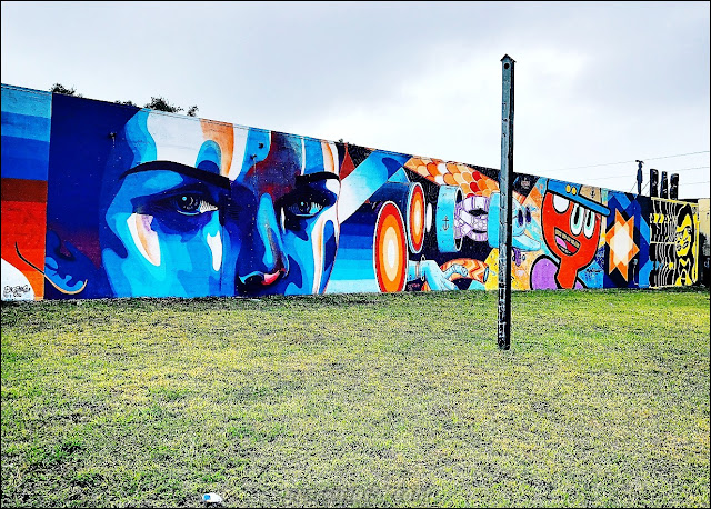 Graffiti and street art in Miami