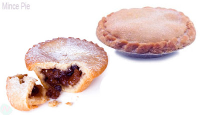 Mince pie, Mince pie food