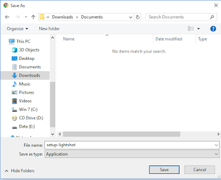 Cara screenshot di semua jenis pc atau laptop dengan mudah !