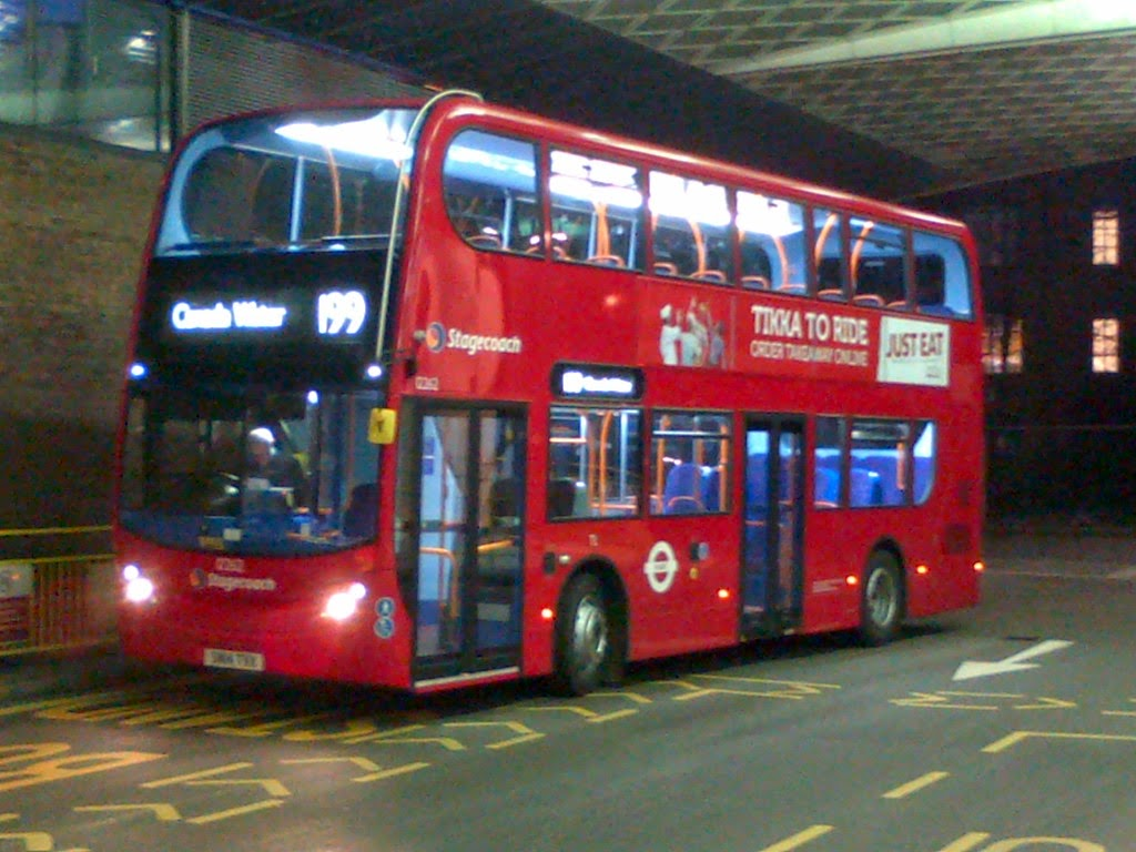 London Buses On The Go Metrobus Are Utterly Livid Routes