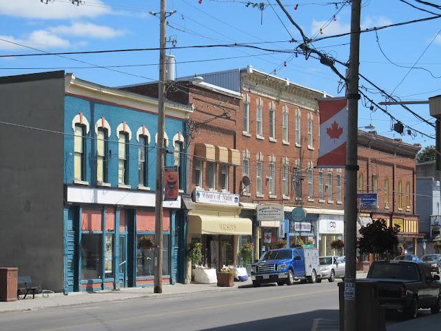 Durham Street in Madoc, Ontario