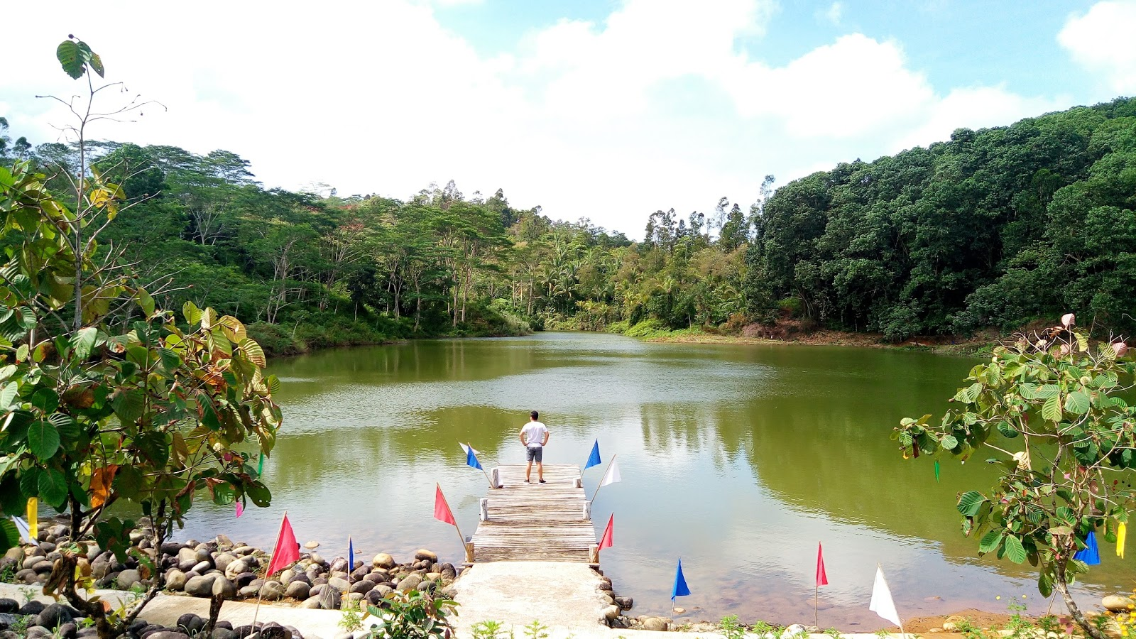Siloy Lake, Calamba, Misamis Occidental