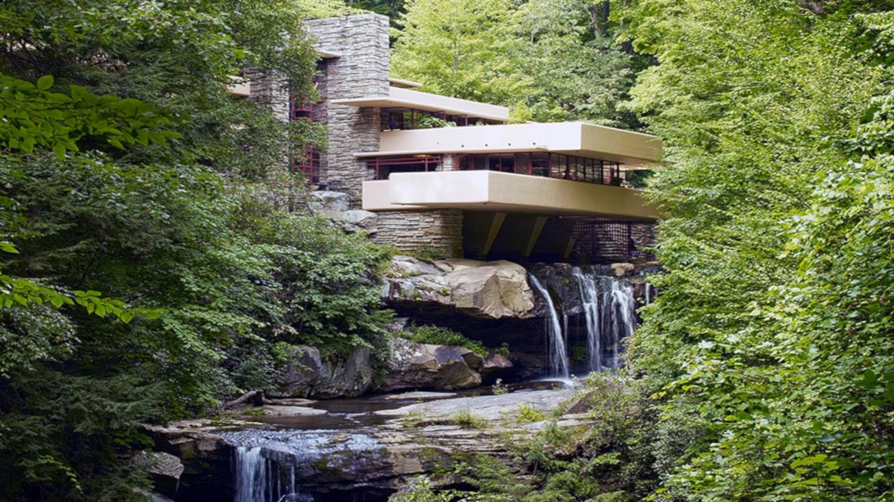 arquitectura organica frank lloyd wright