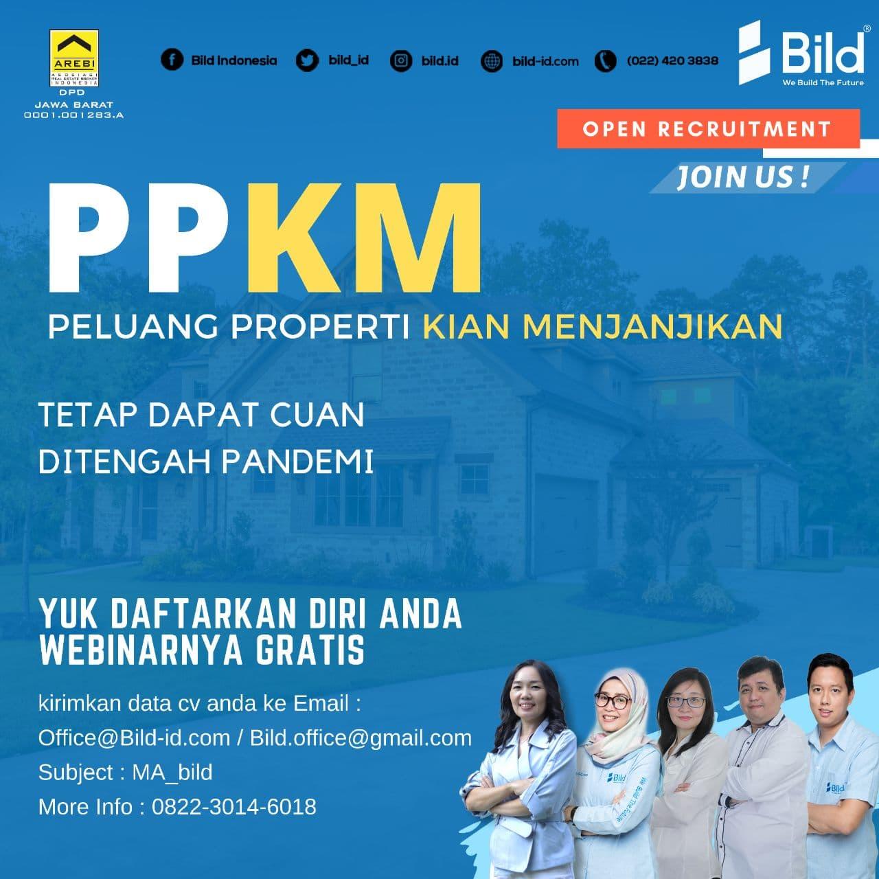 Lowongan Kerja Bild.id Bandung Juli 2021