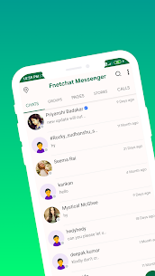 Fnetchat Messenger : With Free Video & Audio Call Apk v3.4 [Paid]
