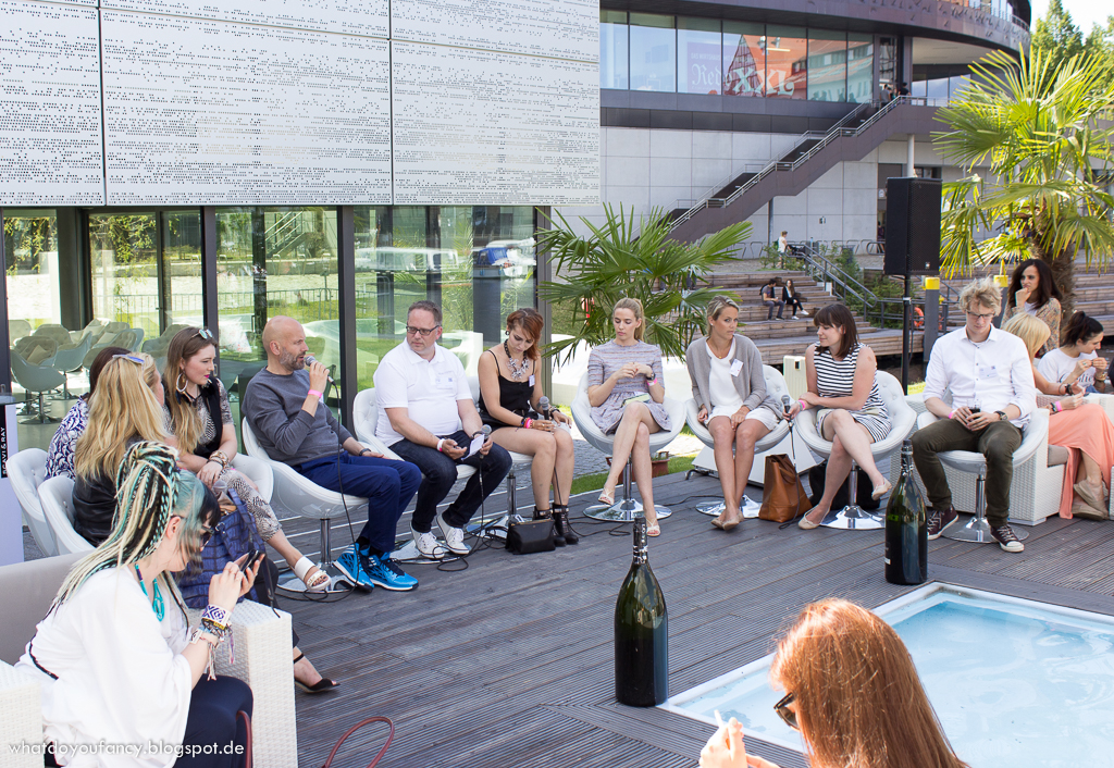FashionBloggerCafe Juli 2014 Berlin