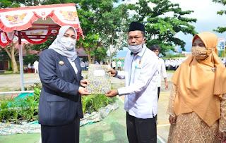 Bupati Jadi Irup Upacara Hari Amal Bhakti ke-75 Kemenag tingkat Kabupaten Bima