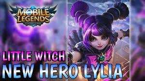 Hero Baru Lylia Mobile Legends, Hero Mage Kecil Yang Mematikan!