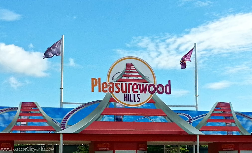 Pleasurewood Hills, Lowestoft