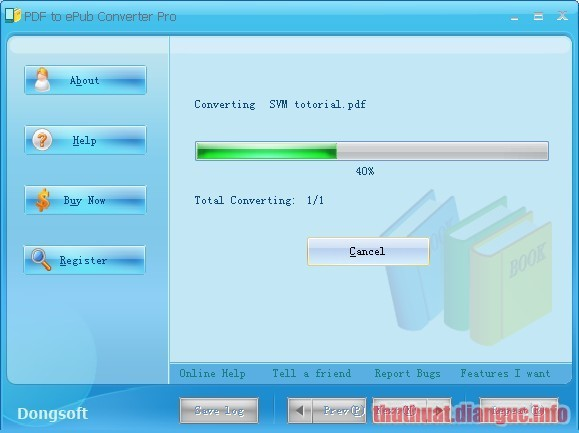 Download PDF to ePub Converter Pro 3.0.6 Full Crack