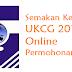 Semakan Keputusan UKCG 2016 Online Permohonan IPG