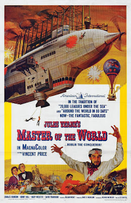 Poster - Master of the World (1961)