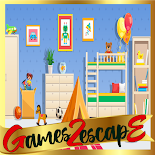 Games2Escape - G2E Baby Girl Escape