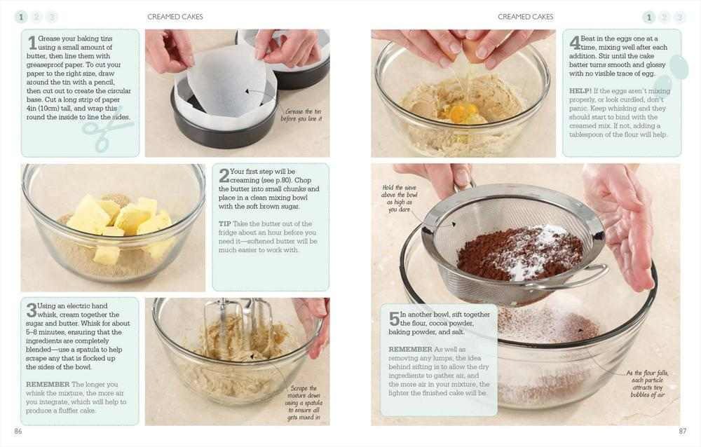 Get Started Baking