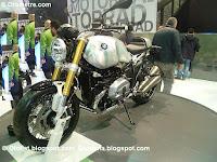 BMW motosiklettede bir ekol