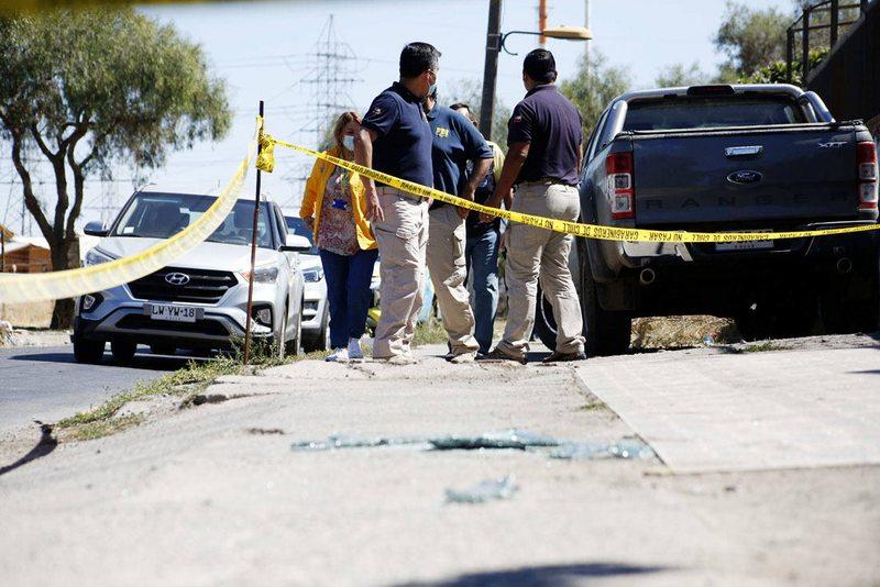 Mujer muere en encerrona en Maipú