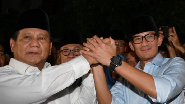 Resep Jitu Prabowo-Sandi Atasi Pengangguran di Indonesia