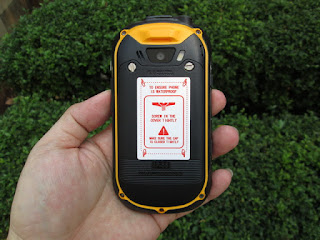 Hape Outdoor SEALS TS3 Android Dual SIM IP68 Certified Waterproof GPS