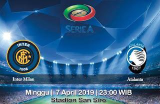Prediksi Inter Milan vs Atalanta 7 April 2019