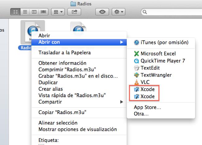 mostrar duplicados itunes 11 mac