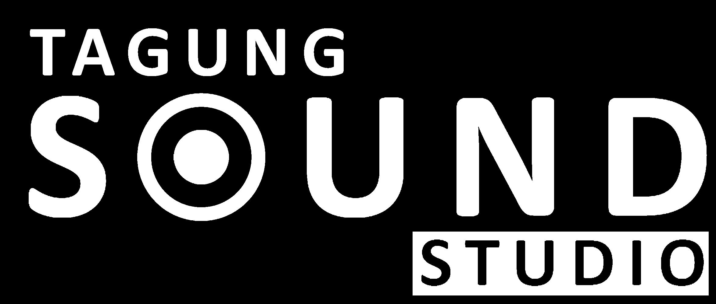 tagung sound studio png logo