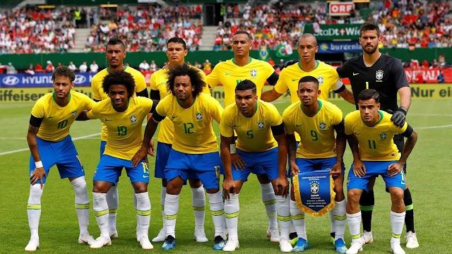 Conheça as 5 seleções mais valiosas da Copa do Mundo