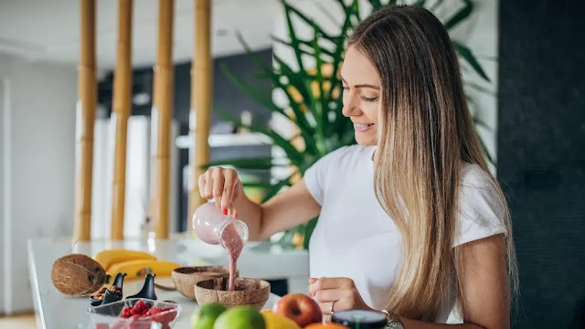 What foods help you digest quickly?