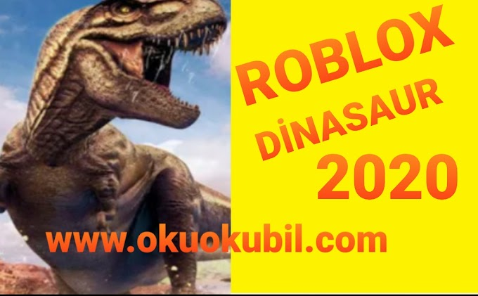 Roblox Dinosaur Simulator  SCRIPT + EXPLOIT Megavore + Albino Terror Olma Hilesi İndir 2020