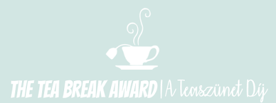 The Tea Break Award~