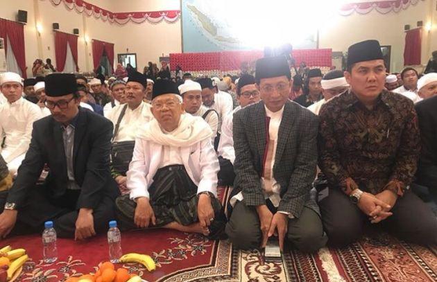 Gelar Haul Sewindu Gus Dur, NU Cabang Saudi Promosikan Islam Nusantara