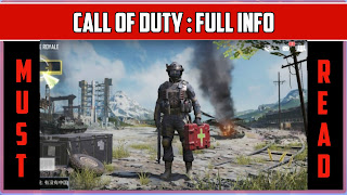 Call of duty Mobile full information