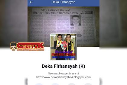 Facebook Saya Ilang
