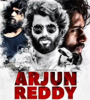 Arjun Reddy 2017 Hindi Dubbed 720p WEBRip