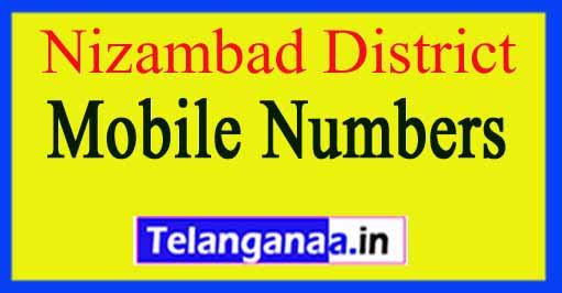 Navipet Mandal Sarpanch Upa-Sarpanch Mobile Numbers List