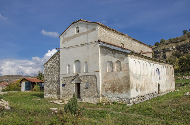St. Nicholas Monastery (XI cent.), Manastir village