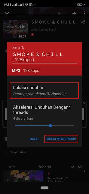 Cara Download Lagu Mp3 Dari Youtube Di Android