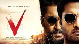 V (2020) Telugu WebDL HEVC 720p & 480p GDrive Download