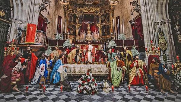 Dios Bendiga la Esencia Costalera en Jerez