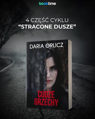 """""""Cudze grzechy"""" - Daria Orlicz"""