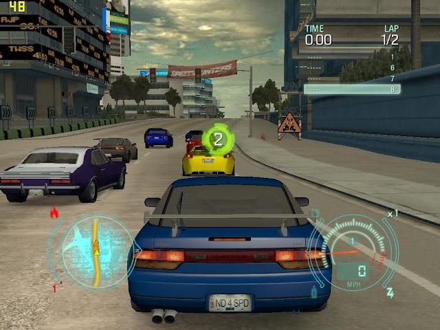 Download Need For Speed Undercover Full Version