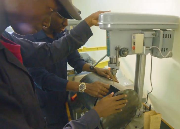 Engineering Students In Kenya