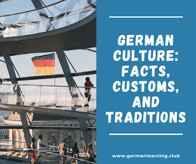 German culture facts, customs, and traditions