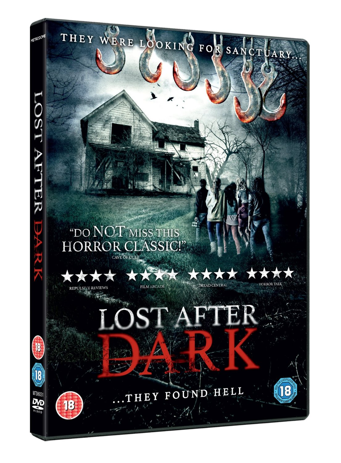 John Llewellyn Probert's House of Mortal Cinema: Lost ...