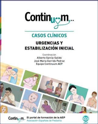 """Libro de Continuum """"Urgencias y estabilización inicial"""""""