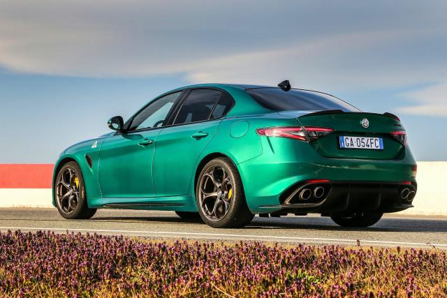2021 Alfa Romeo Giulia Review