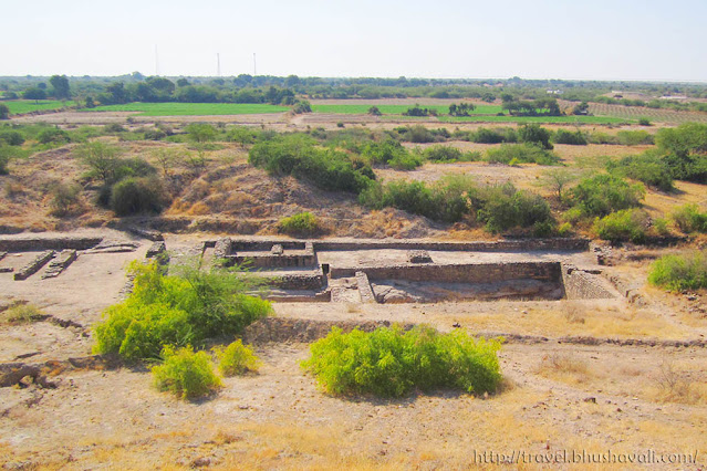 Dholavira UNESCO World Heritage Sites in Gujarat India