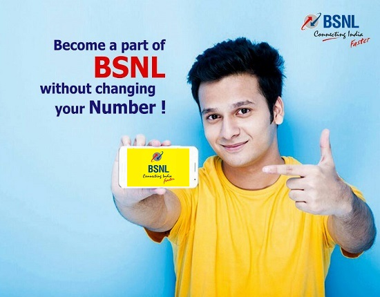 BSNL revises Postpaid Mobile Plans; Launches new plans ₹199, ₹798 & ₹999 with unlimited calls, data rollover facility and FREE Family connections